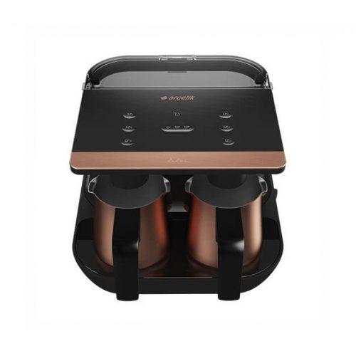 Arcelik TKM 9961 B Telve Automatic Turkish Coffee Machine – Double Pot