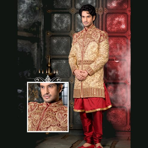 Sherwani Outfit