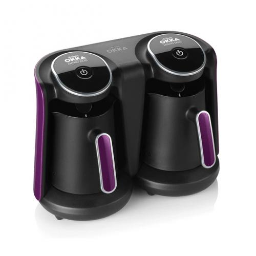Arzum Okka Minio Duo Automatic Turkish Coffee Machine OK006 Purple