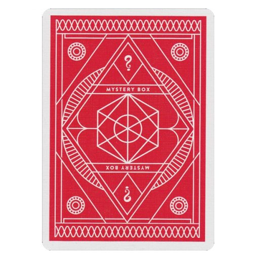 Bad Robot Playing Cards