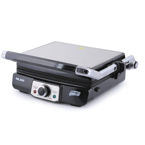 Palson 30579 Picnic Plus 2000W Health Grill 180 Degree Griddle