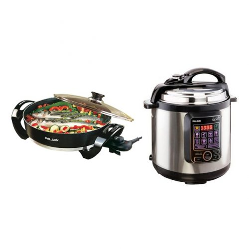Pressure Cookers, Slow Cookers & Multi Cookers