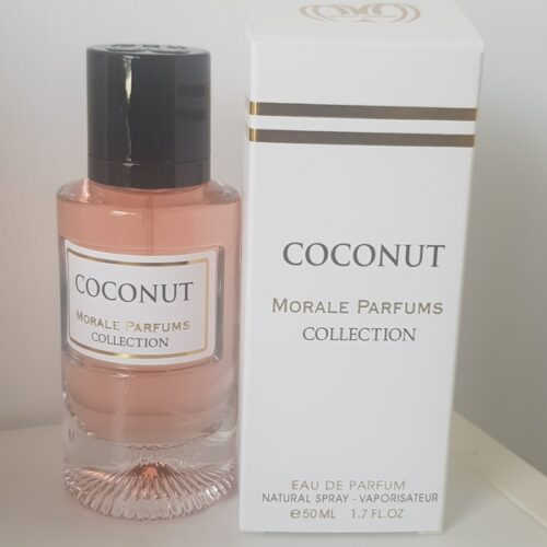 Coconut Unisex 50ml/ 1.7oz by Morale Parfums