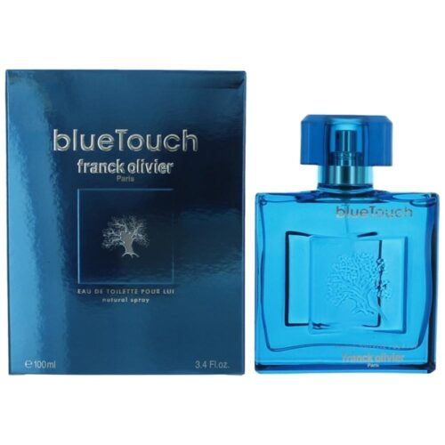 Blue Touch EDT By Franck Olivier 3.4/100ml