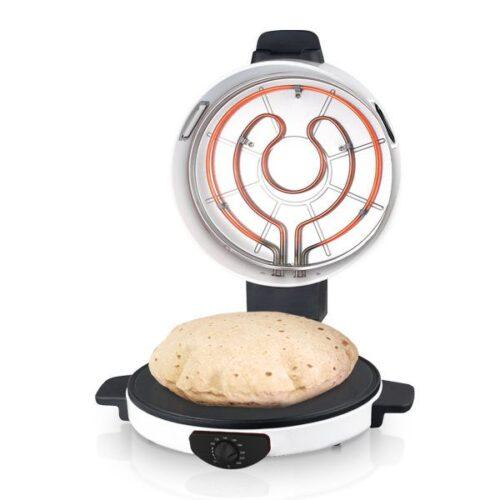 Saachi Roti,Chapati, Tortilla, Pizza Maker 12 Inch Non-stick Plate, NL-RM-4979G