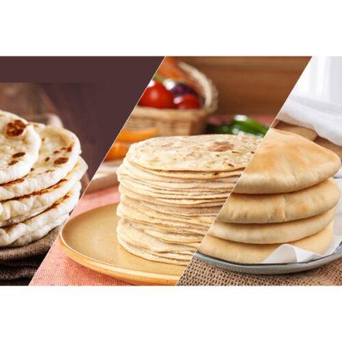 Saachi Roti/tortilla/pizza Maker NL-RM-4980G