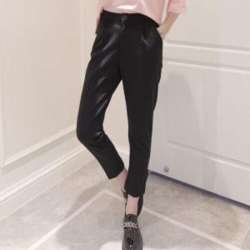 Women's Casual High Waist Pants
